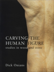 "Książka ""Carving the Human Figure: Studies in Wood and Stone"""